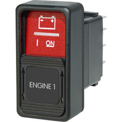 Blue Sea 2145 ML-Series Remote Control Contura Switch - (ON) OFF (ON) [2145]