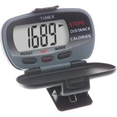 Timex Ironman Pedometer w\/Calories Burned [T5E011]