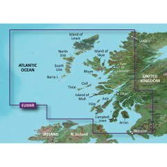 Garmin BlueChart g2 HD - HXEU006R - Scotland West Coast - microSD\/SD [010-C0765-20]