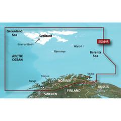 Garmin BlueChart g2 HD - HXEU054R - Vestfjd - Svalbard - Varanger - microSD/SD [010-C0790-20]