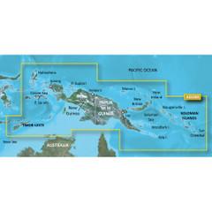 Garmin BlueChart g2 HD - HAE006R - Timor Leste/New Guinea - microSD/SD [010-C0881-20]