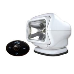 Golight Stryker Searchlight 12V w\/Wired Dash Control w\/20' Wire Harness - White [3020]