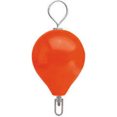 "Polyform Mooring Buoy w\/SS 17"" Diameter - Red [CM-3SS-RED]"