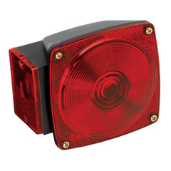 "Wesbar 7-Function Submersible Under 80"" Taillight - Left\/Roadside [2523023]"