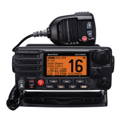 Standard Horizon Matrix GX2000 VHF w\/Optional AIS Input 30W PA [GX2000B]