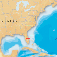 Navionics Platinum+ - South Carolina & North Florida - microSD\/SD [MSD\/642P+]