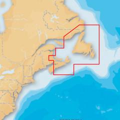 Navionics Platinum+ - Nova Scotia & Newfoundland - microSD\/SD [MSD\/903P-2]