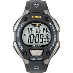 Timex Ironman Triathlon 30 Lap Grey\/Black [T5E901]