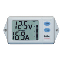 Clipper BM-1CW Battery Monitor Compact White [BM-1CW]