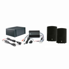 PolyPlanar MP3-KIT7-B MP3 Input \/ MA7500B \/ MS55S \/ ME-60 - Black [MP3-KIT7-B]