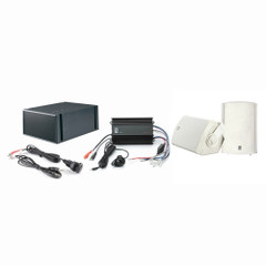 PolyPlanar MP3-KIT7-W MP3 Input - MA7500W \/ MS55S \/ ME-60 - White [MP3-KIT7-W]