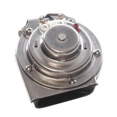 Ongaro SS Mini Compact Single Hidden Horn - 12V [11032]