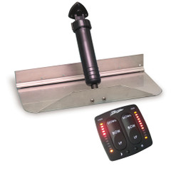 "Bennett Trim Tab Kit 24"" x 12"" w\/EIC Switch [2412EIC]"