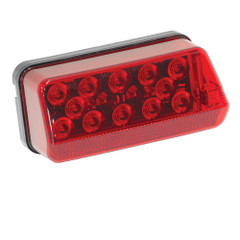 Wesbar Right\/Curbside LED Wrap Around Tail Light [281594]