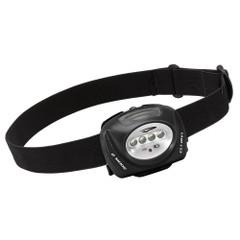 Princeton Tec QUAD II 78 Lumen Intrinsically Safe Headlamp [QUAD-II-BK]