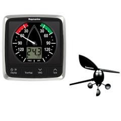 Raymarine i60 Wind Display System w\/Masthead Wind Vane Transducer [E70150]