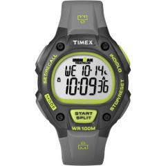 Timex Ironman 30-Lap Full-Size - Grey\/Black [T5K692]