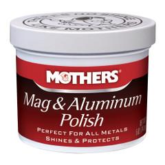 Mothers Mag & Aluminum Polish - 5 oz [05100]