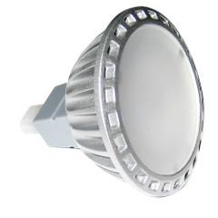 Lunasea MR16 LED Light Bulb - 12V AC\/DC\/3W\/290 Lumens - Warm White [LLB-16NW-61-00]