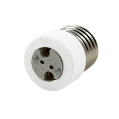 Lunasea LED Adapter Converts E26 Base to G4 or MR16 [LLB-44EE-01-00]