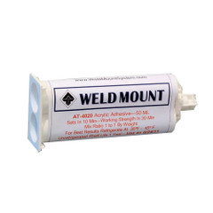 Weld Mount AT-4020 Acrylic Adhesive - 10-Pack [402010]