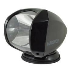 Marinco SPL-12B Wireless Spot Light - 100W - 12\/24V - Black [SPL-12B]