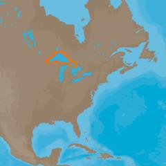 C-MAP 4D NA-D930 Lake Superior [NA-D930]