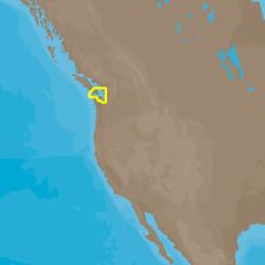 C-MAP  4D NA-D955 Puget Sound, Juan De Fuca & San Juan Island [NA-D955]