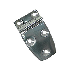 "Whitecap Cabinet Hinge - 304 Stainless Steel - 2-1/8"" x 1-1/2"" [S-3440]"