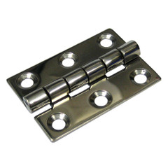 "Whitecap Butt Hinge - 304 Stainless Steel - 2"" x 1-1\/2"" [S-3416]"