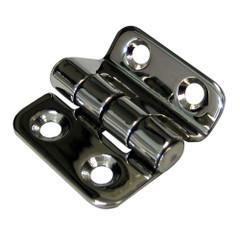 """Whitecap Butt Hinge 90 Degree Offset - 304 Stainless Steel - 1-3\/8"""" x 1-1\/2"""" [S-3425]"""