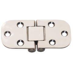 "Whitecap Flush Mount 2-Pin Hinge - 304 Stainless Steel - 3"" x 1-1\/2"" [S-3700]"