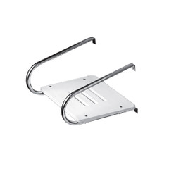 Whitecap White Poly Swim Platform f\/Inboard\/Outboard Motors [67901]