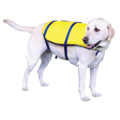 Onyx Nylon Pet Vest - Medium - Yellow [157000-300-030-12]