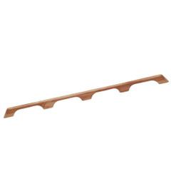 "Whitecap Teak Handrail - 4 Loops - 43""L [60106]"