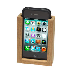 Whitecap Teak iPhone Rack [63272]