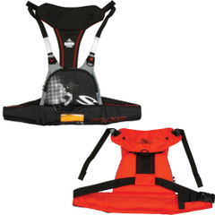 Stearns 4430 16g Manual Inflatable Paddlesport Harness\/Vest - Red\/Black [2000013815]
