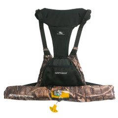 Stearns 4430 16g Manual Inflatable Vest - Camo [2000007060]