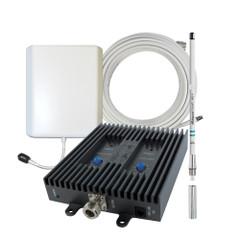Shakespeare Aura CA-VAT Cellular Booster Kit for Verizon, AT&T, T-Mobile [CA-VAT]