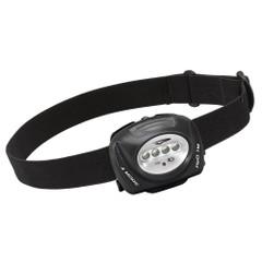 Princeton Tec QUAD Industrial 78 Lumen Headlamp - Black [QUAD-IND]