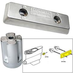 Tecnoseal Anode Kit w\/Hardware - Volvo IPS - Zinc\/Aluminum [20715]