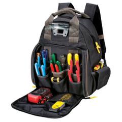 CLC L255 53 Pocket Tech Gear Lighted Backpack [L255]