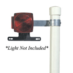 C.E. Smith Tail Lamp Brackets f\/Post Style Guide-Ons [27650A]