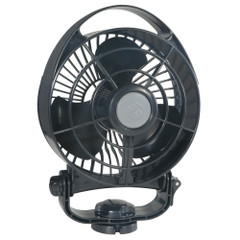 "Caframo Bora 748 24V 3-Speed 6"" Marine Fan - Black [748CA24BBX]"
