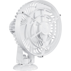 "Caframo Kona 817 24V 3-Speed 7"" Waterproof Fan - White [817CA24WBX]"