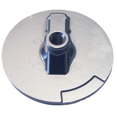 Tecnoseal Trim Plate Anode - Zinc Flat Mercury Alpha f\/Engines [00820]