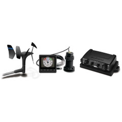 Garmin Wind, Depth & Speed Bundle w\/gWind Transducer, GMI 20, GND 10 & DST800 [010-01248-10]