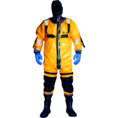 Mustang Ice Commander Rescue Suit - Universal - Gold [IC9001-03]