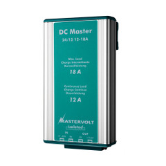 Mastervolt DC Master 24V to 12V Converter - 24 Amp [81400330]