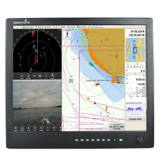 "Green Marine AWM Series II IP65 Sunlight Readable Marine Display - 19"" [AWM-1910]"
